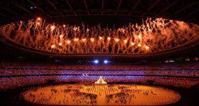 Japão declara Jogos Olímpicos de Tóquio oficialmente abertos