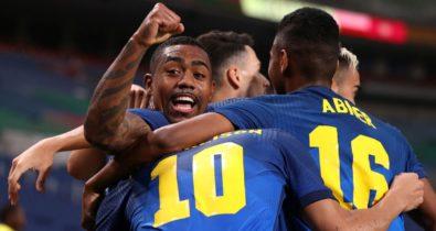 Brasil encara Egito nas quartas de final do futebol masculino