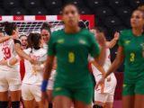 Handebol: seleção feminina perde para Espanha na Olimpíada