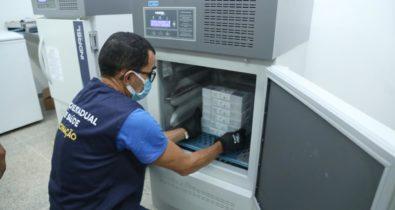 Maranhão recebe nova remessa de vacinas contra a Covid-19