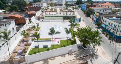 Praça Mestre Antônio Vieira será inaugurada no dia 31 de julho