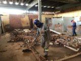 Governo inicia reforma do mercado municipal de Coelho Neto