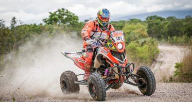 """Piloto maranhense vai representar o estado na categoria """"Quadri FIM"""" no Rally dos Sertões"""