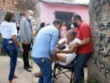 Idosa que sofria maus-tratos do próprio filho é resgatada no Angelim