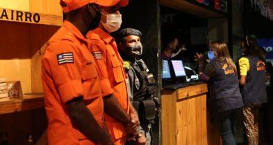Bares e restaurantes são fiscalizados em mais uma ação do Governo do Estado