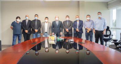Deputados e secretários do PCdoB se reúnem para discutir o futuro do partido no Maranhão