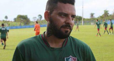 Juventude anuncia chegada de meia que estava no Fluminense-PI