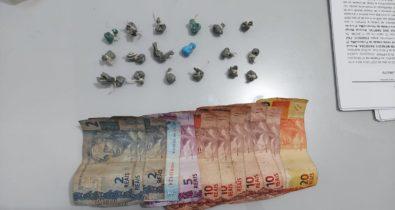 Dupla é presa em flagrante por tráfico de drogas em Turiaçu