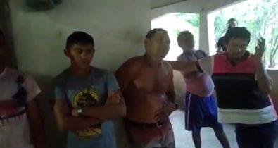 Trabalhadores são resgatados em condições análogas a escravidão em Vargem Grande