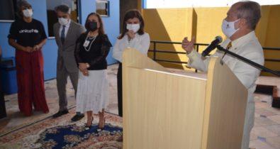 Inauguradas novas instalações de escritório do Unicef