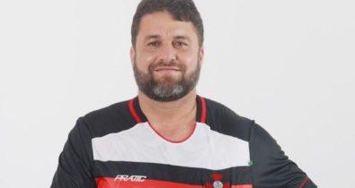 Presidente do Moto, Natanael Júnior, anuncia que deixará o cargo no clube