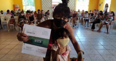 Mais de 19 mil famílias recebem cartões-alimentação
