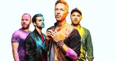 Banda Coldplay mira nas estrelas com clipe histórico de 10 minutos