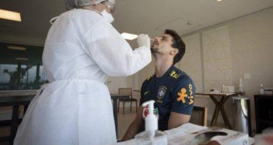 Copa América trouxe variante inédita de coronavírus ao Brasil