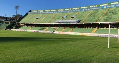 Sampaio empata sem gols com Guarani na Série B