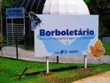 Borboletário do Parque do Rangedor inaugura neste sábado