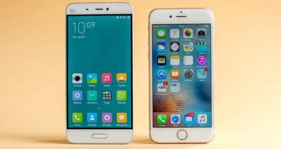 Gigante chinesa Xiaomi ultrapassa Apple, que cai ao 3º lugar na venda
