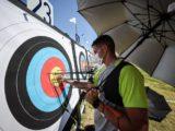 Marcus D'almeida se classifica em 40º lugar no tiro com arco