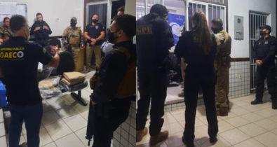PMs são presos durante operação que investiga tentativa de homicídio em Grajaú