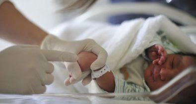 Maranhão está entre os 10 estados com a maior taxa de mortalidade infantil