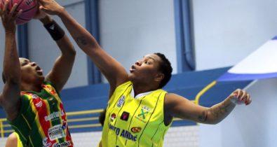 Fora de casa, Sampaio Basquete conquista 1ª vitória pelas quartas-de-final da Liga Feminina