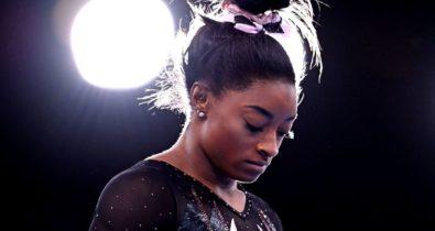 Simone Biles desiste de competição individual geral na Olimpíada de Tóquio 2020