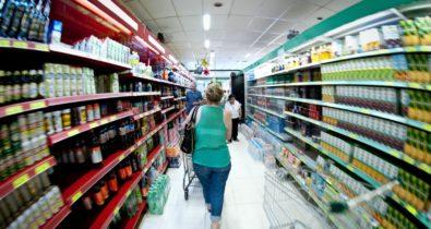 Dieese: cesta básica fica mais barata em 9 capitais em junho