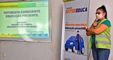 Prefeitura realiza nova etapa da capacitação dos profissionais do transporte coletivo da capital
