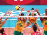 Brasil engata a terceira vitória seguida no vôlei feminino