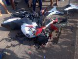 Motociclistas morrem após colisão de motos na BR-135 em São Luís