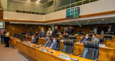 Assembleia retoma trabalhos legislativos com aprovação de projetos