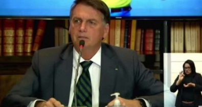 STF inclui Bolsonaro no inquérito das fake news