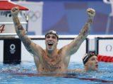 Bruno Fratus garante bronze nos 50 metros livre da natação