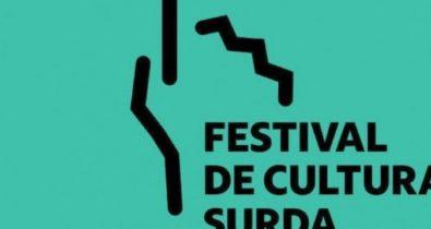 Festival debate diversidade na comunidade surda