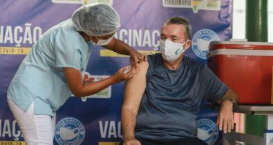 Multirão da segunda dose da vacina será na Cidade Olímpica em São Luís