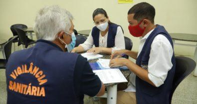 Programação é realizada em alusão ao Dia Nacional da Vigilância Sanitária