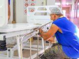 Socorrões I e II começam a receber 250 novos leitos, colchões e equipamentos