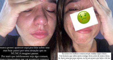 Estudante relata caso de assédio sexual dentro de transporte coletivo em São Luís