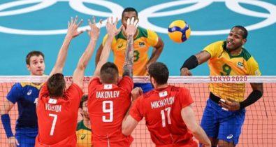 Brasil perde para Rússia pela segunda vez e fica fora da final