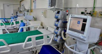 São Luís fecha 30 leitos de tratamento da covid