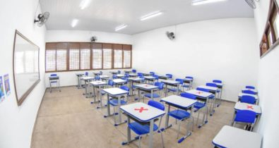 Semed divulga lista de escolas que terão retorno das aulas no dia 16 de agosto