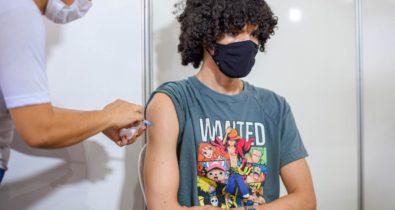 Veja quem pode ser vacinado contra a Covid-19 nesta quinta-feira