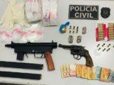 Operação contra tráfico de drogas prende 17 pessoas no Maranhão