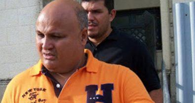 Suspeito de estelionato é preso após aplicar golpes em nome de políticos e empresários