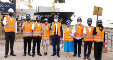 Embaixadores de países asiáticos fazem visita ao Maranhão