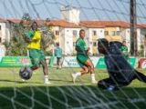 Sampaio tem dúvidas no jogo da volta de sua torcida no Castelão