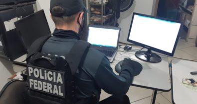 Polícia Federal realiza operação de combate à pornografia infantil em Carutapera