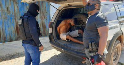 Cadeirante é preso suspeito de tráfico de drogas