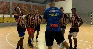 Equipe maranhense de futsal busca recursos para disputar Copa do Nordeste