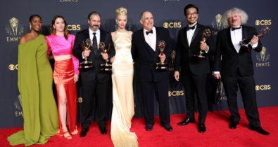 Confira os vencedores do 73º Emmy Awards